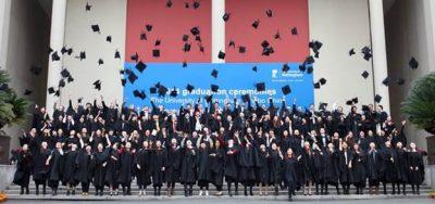 Graduados en Estados Unidos
